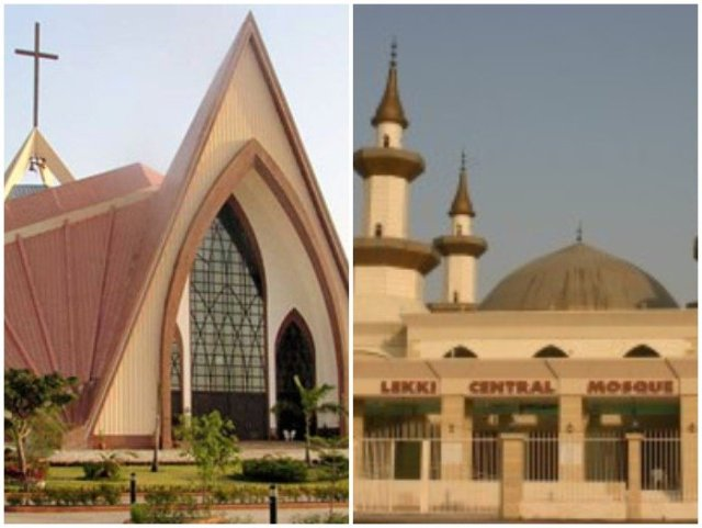 FG Is NotIn Hurry To Open Churches, Mosques - PTF