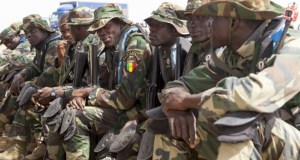 Senegalese Soldiers and COVID-19
