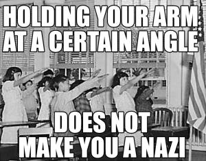 nazi pledge