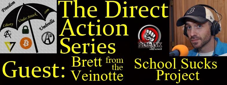 brett veinotte event page