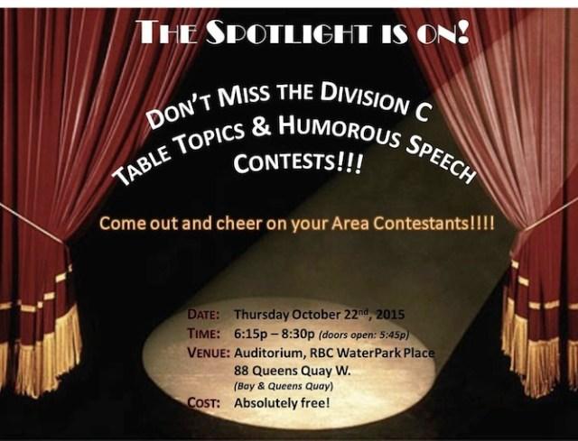 Division Contest