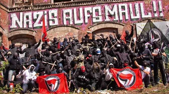 Antifa, Ben Shapiro, & Free Expression Ep. 31