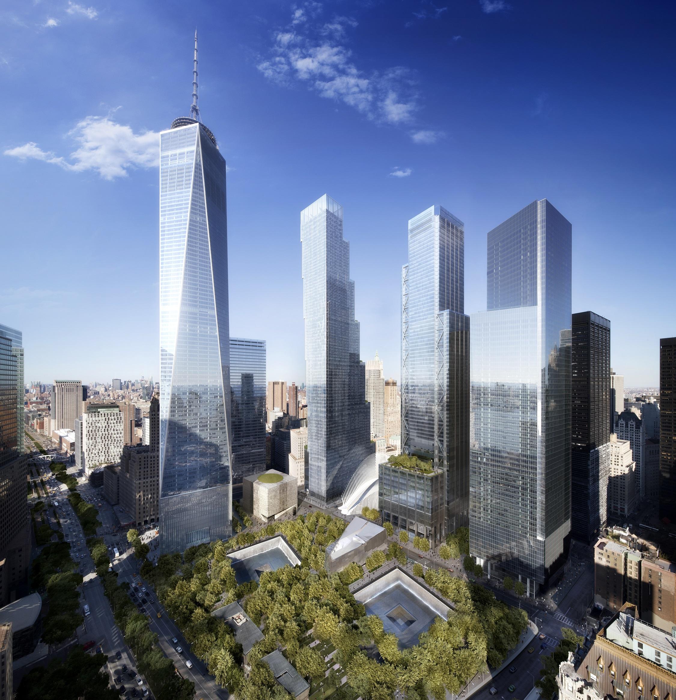 11 World Trade 9 Centers