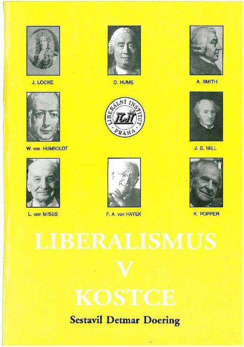 Book Cover: Doering, D. (1992) Liberalismus v kostce