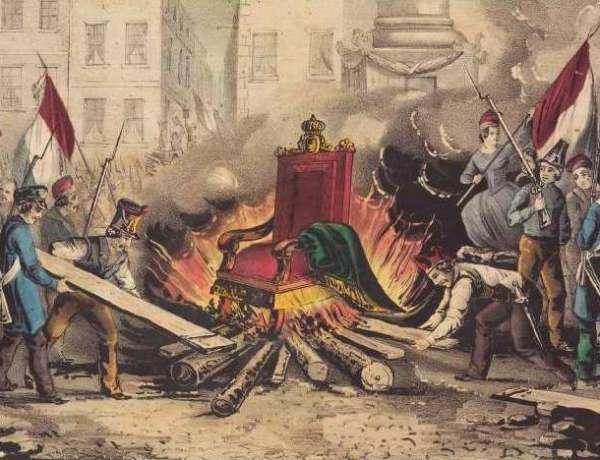 Francouzská revoluce a moderní svoboda