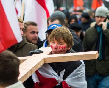 Die Regierung Lukaschenko in Belarus / Weißrussland will die Gedenkstätte Kuropaty zerstören. Dagegen regt sich Protest in der liberalen demokratischen Zivilgesellschaft, berichtet Natalia Radina, Chefredakteurin der Internetplattform Charter-97 für Zentrum Liberale Moderne / LibMod.