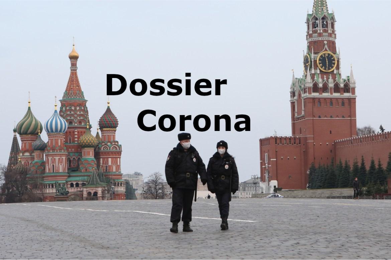 Im Kampf gegen Corona / Covid-19 baut Putin in Russland den digitalen Überwachungsapparat aus. Auch die Anwendung des Strafrechts wir ausgeweitet.