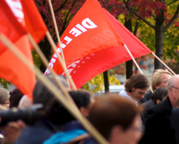 Quelle: DIE LINKE / Flickr