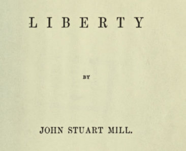 © John Stuart Mill (author), John W. Parker and Son (publisher) [Public domain]