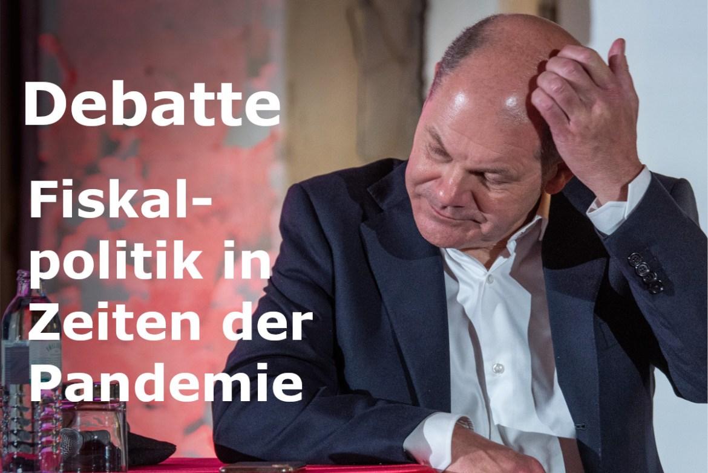 Finanzminister Olaf Scholz will mit einer