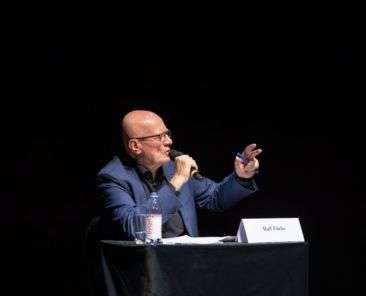 Ralf Fücks, Foto: Moritz Haase