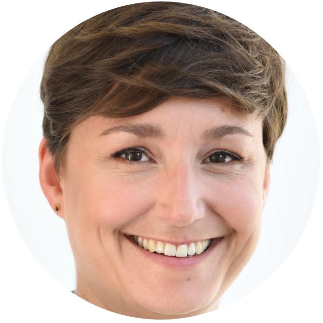 Portrait von Sandra Detzer