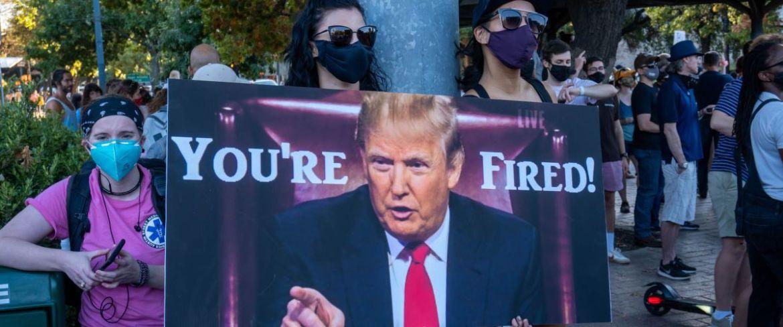 Biden-Siegesfeier Foto: Shutterstock, Never Settle Media