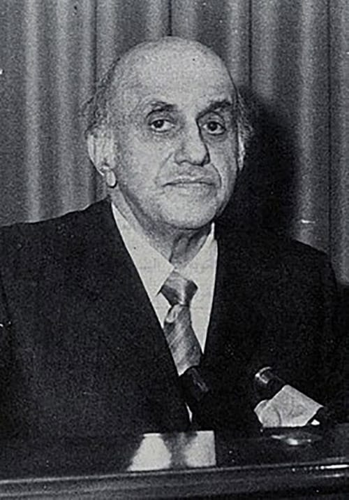 Edmond Naïm en 1988. Source Photo: Wikipedia