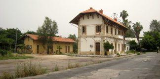 L'ancienne gare ferroviaire de Beyrouth. Source Photo: WIkipedia