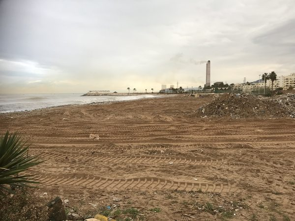 Le gouvernement libanais n'a pas encore pris sa décision concernant la centrale électrique de Zouk. S'agira-t-il de la réhabiliter ou de la remplacer? Crédit Photo: François el Bacha, tous droits réservés.