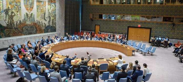 Le Conseil de Sécurité de l'ONU. Source UN News