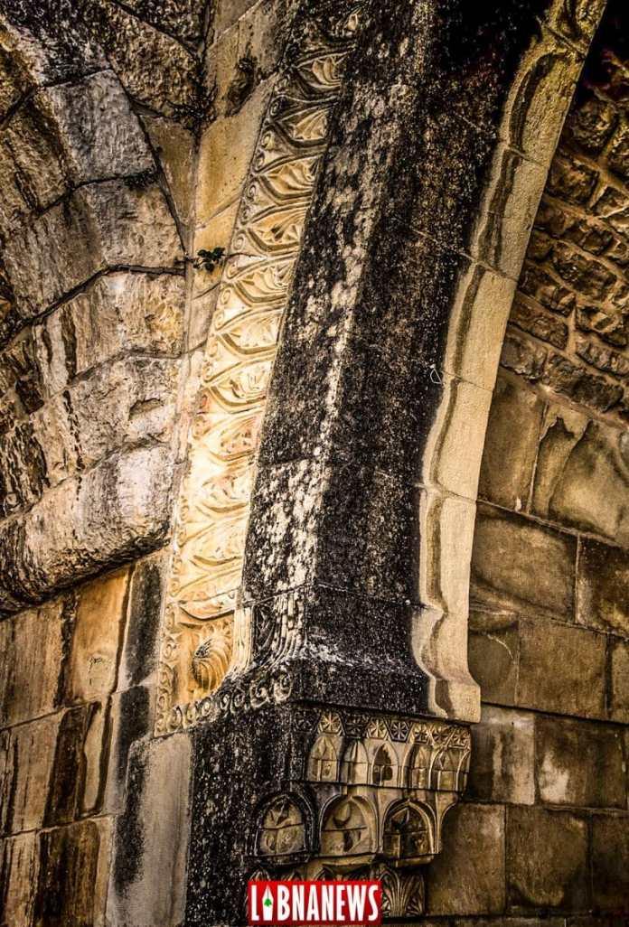 Le centre culturel ou ancien Khanj des bijoux de Deir el Qamar.