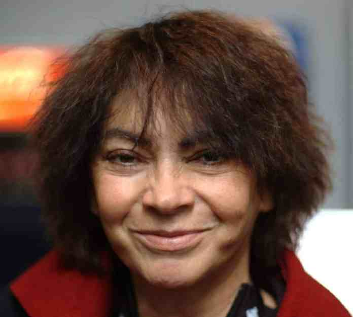 Jocelyne Saab. Source Photo: Wikipedia