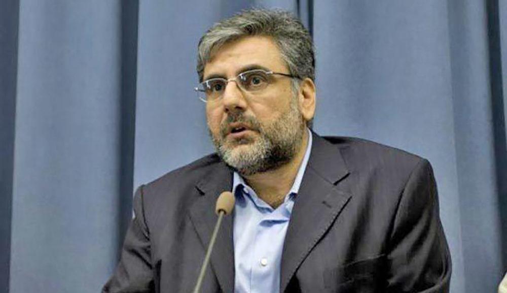 Le député du Hezbollah Nawaf Moussaoui. Crédit Photo: NNA