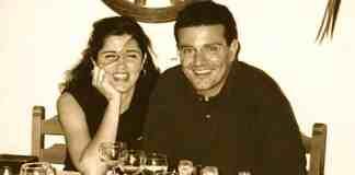 Ramzi Irani and his wife Jessy.