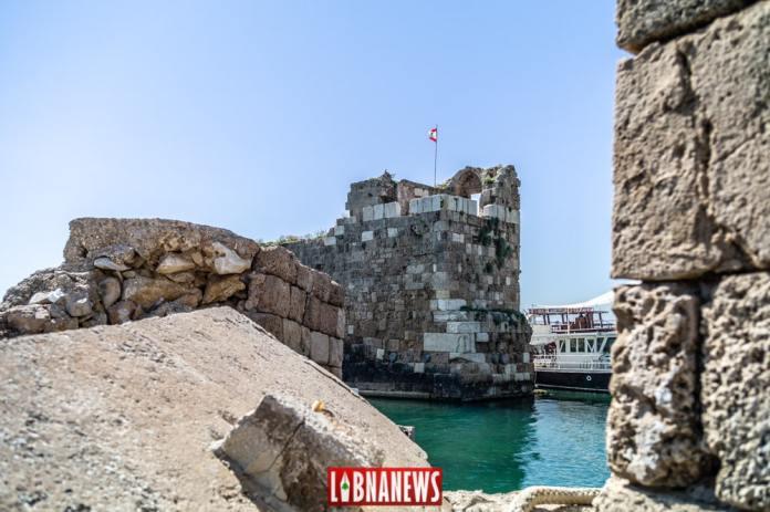 Le port de Jbeil au Liban. Crédit Photo: François el Bacha pour Libnanews.com