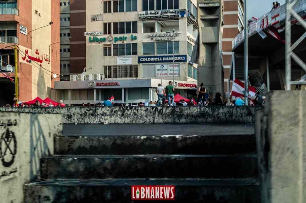 Le Barrage de Jal el Dib vu depuis les voitures qui passent par la route maritime. Crédit Photo: Francois el Bacha, pour Libnanews.com. Tous droits réservés.