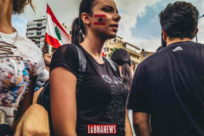 Les Manifestations du vendredi 18 octobre 2019 - Liban