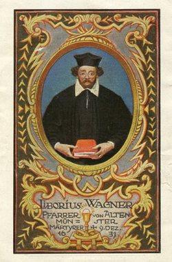 blaženi Liborij Wagner - duhovnik in mučenec