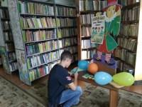 Поздравь библиотеку с праздником!