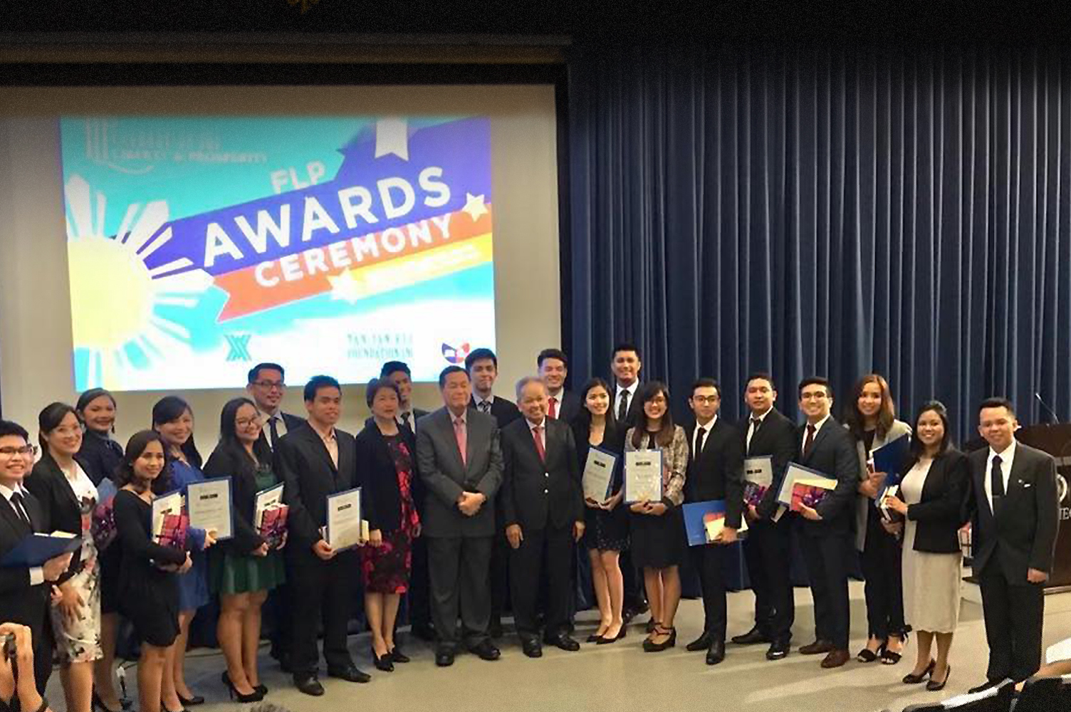 The FLP Awards 21 Law Scholarships and Declares Winners in Dissertation Contest