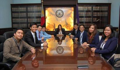 Legal Scholarship Program Applicants for SY 2017-2018