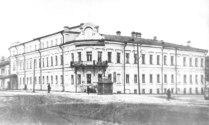 история библиотеки Горького 2
