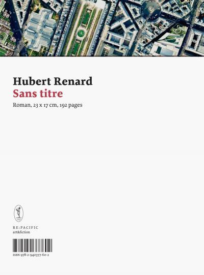 Hubert Renard - Sans titre - art&fiction