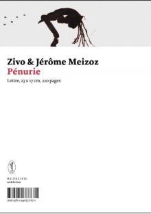 Pénurie - Zivo Jérôme Meizoz - art&fictions