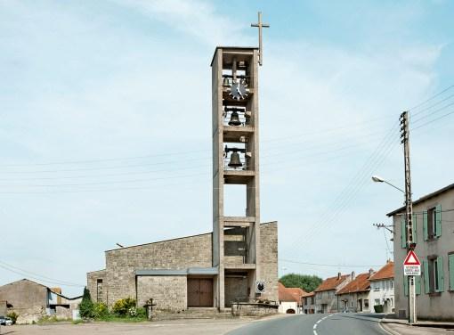 Twenty-four Modern Lorraine Churches - Eric Tabuchi - Editions Poursuite