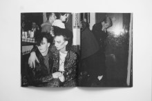 Homar Sykes - Blitz Club - Editions Poursuit