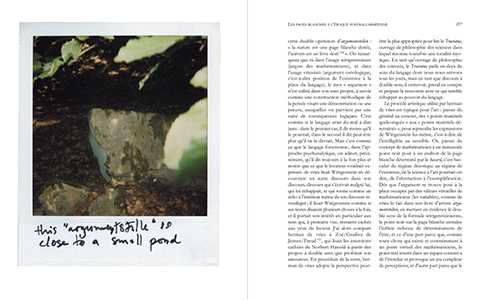 Editer l'art – Leszek Brogowski