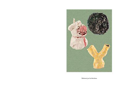 Paris Céramique - Bastien Aubry, Dimitri Broquard