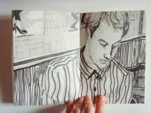 Skizzen Edouard Baribeaud