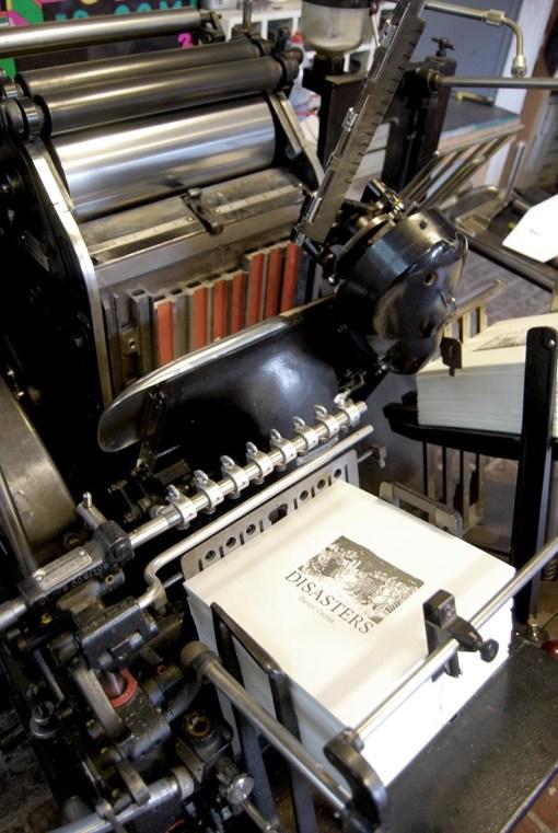 Disaters - Danijel Cecelja's - Lappât - Librairie Lame