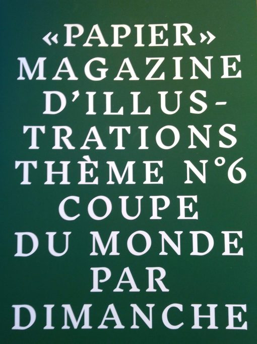 Papier magazine 06-3