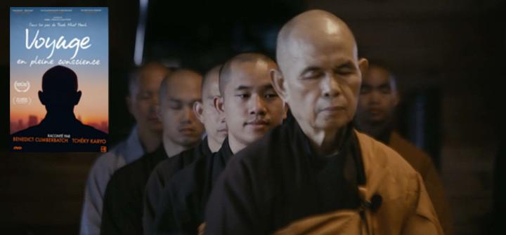 Voyage en pleine conscience, DVD de Thich Nat Hanh
