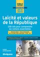 Laïcité et valeurs de la République - 100 clés pour comprendre les notions essentielles De Isabelle de Mecquenem - Studyrama