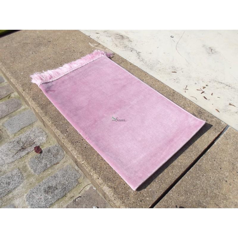 tapis de priere haute qualite 7 couleurs au choix