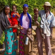Thanks to you, Ousmane Willane is now able to feed his family with nutritious fruit from his trees. There are 25 people in his household because he adopted children from the village whose parents passed away. This is the impact helping one person can have!