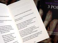 3 Poèmes de William Wordsworth / Entends par la vertu puissante de l'ouïe du lion de Talweg