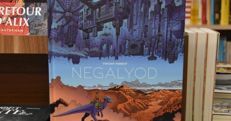Negalyod – Vincent Perriot