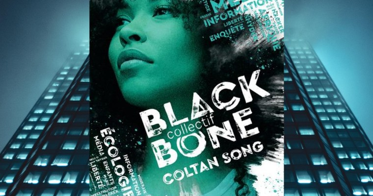 Black Bone, T.1 Coltan Song – Collectif