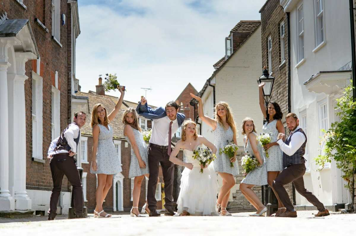 bridal-party-in-old-poole